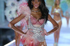Défilé Victoria's Secret : Winnie Harlow soutenue par son chéri Wiz Khalifa