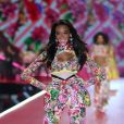 Winnie Harlow - Défilé Victoria's Secret 2018 à New York le 8 novembre 2018