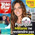 """Magazine """"Télé Star"""", en kiosques le 12 novembre 2018."""