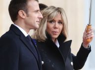 """Emmanuel Macron : Son discours """"émouvant"""" pour les obsèques de son beau-frère"""