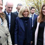 Brigitte Macron enjouée, les enfants adoucissent son deuil...