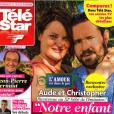 Magazine Télé Star en kiosques le 17 novembre 2018.