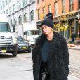 Hailey Baldwin dans les rues de New York Le 18 novembre 2018