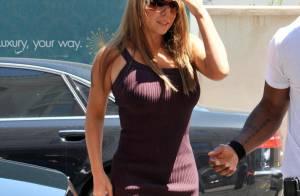 Mariah Carey : la belle chanteuse devenue actrice, aurait-elle de nouveau joué du bistouri ??