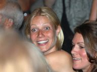 Gwyneth Paltrow au premier rang pour applaudir son mari, Chris Martin en concert !