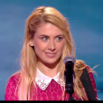 "Laura Laune - finale d'""Incroyable Talent 2017"", M6, 14 décembre"