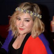 Marilou Berry : Première soirée depuis l'accouchement avec Alessandra Sublet