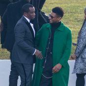 P. Diddy touchant à l'enterrement de son ex Kim Porter, hommage de Beyoncé