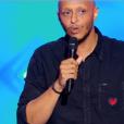 """Tareek dans """"Incroyable Talent 2018"""" sur M6 le 27 novembre 2018."""