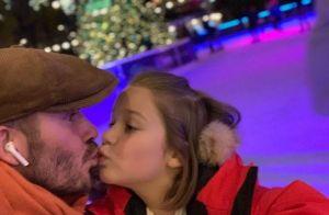 David Beckham : Son bisou sur la bouche à Harper fait polémique