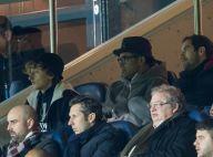 PSG-Liverpool : Yannick Noah et son fils Joalukas savourent face à Mick Jagger