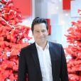 """Exclusif  - Laurent Gerra - Enregistrement de l'émission """"Vivement Dimanche"""", présentée par M.Drucker et diffusée le 25 novembre sur France 2. Le 19 novembre 2018 © Guillaume Gaffiot / Bestimage"""