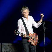 """Paul McCartney sur la tombe de Johnny Hallyday : """"C'était très touchant"""""""