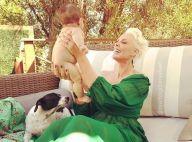 Brigitte Nielsen, maman à 55 ans, a perdu le poids de grossesse en 2 semaines