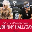 """Couverture du livre """"Johnny, quelque part un aigle"""" de Pierre Billon publié aux éditions Harper Collins le 14 novembre 2018."""