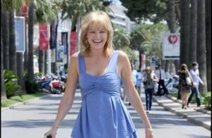 Malin Akerman... Et une actrice de plus à Cannes !