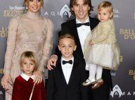 Luka Modric sacré Ballon d'or 2018, devant sa ravissante épouse et leurs enfants