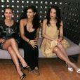Elsa Pataky, Rachida Brakni et Shu Qi présentent  Art You Up For The Planet , à Cannes. 19/05/09