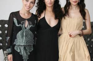 Rachida Brakni, Shu Qi et Elsa Pataky... un trio de charme à tomber !