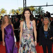 La radieuse Caroline Barclay, la fraîche Bérénice Bejo et la chic Rachel Legrain-Trapani... éblouissantes !