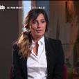 """Laetitia Milot invitée dans """"50 min inside"""", samedi 8 décembre 2018, TF1"""