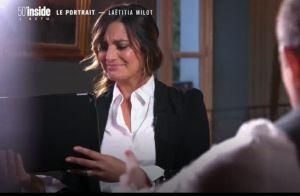 Laetitia Milot bouleversée et en larmes :