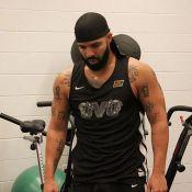 Drake, torse nu : Ses fans craquent pour son corps d'athlète