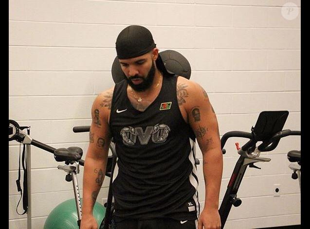 Drake. Août 2018.