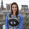Marion Bartoli - Lancement de la collection exclusive Love Fila by Marion Bartoli au BHV Marais à Paris le 17 mai 2016. © Marc Ausset-Lacroix/Bestimage