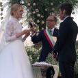 La célèbre blogueuse Chiara Ferragni et le rappeur Fedez se sont mariés en Sicile le 1er septembre 2018. Les deux Italiens se fréquentent depuis la fin de l'année 2016 et sont parents d'un petit Leo, né en mars 2018.