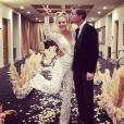 Kaley Cuoco et le cavalier Karl Cook se sont mariés le 30 juin 2018 dans des écuries de San Diego. L'actrice et l'héritier se fréquentaient alors depuis environ deux ans.