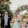 David Hasselhoff et Hayley Roberts se sont mariés en Italie, le 31 juillet 2018. Ils se fréquentaient depuis près de six ans au moment de leurs noces.