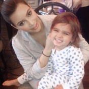 """Kim Kardashian à Disneyland avec ses neveux : """"Je vous aime tellement"""""""