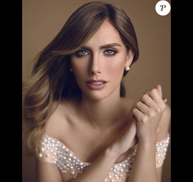 Angela Ponce représentait l'Espagne au concours Miss Univers 2018.