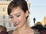 Jessica Alba, la belle américaine est à Rome et... met le paquet ! (réactualisé)