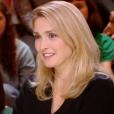 Julie Gayet dans Quotidien le 17 décembre 2018.