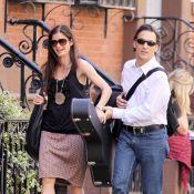 """Jill Hennessy de """"Preuve à l'appui"""" s'offre... un après-midi en amoureux avec son mari !"""