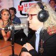 """Exclusif - Clara Morgane, Jordan de Luxe, Pierre-Jean Chalençon - Emission """"Le Show de Luxe"""" sur la Radio Voltage à Paris le 19 décembre 2018. © Philippe Baldini/Bestimage"""