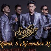 Tsunami meurtrier en Indonésie : Le groupe pop Seventeen emporté