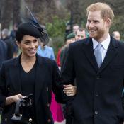 Meghan Markle : Cet effort qu'elle a fait pour Harry et le Noël royal