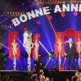"""Exclusif - Patrick Sébastien - Enregistrement de l'émission """"Le grand cabaret sur son 31"""" à La Plaine Saint-Denis le 30 octobre 2018. Diffusion le 31 décembre 2018 sur France 2. © Bahi / Bestimage"""