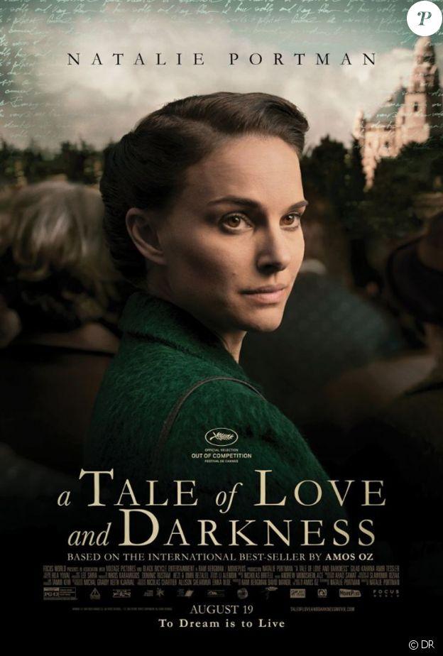 """""""Une histoire d'amour et de ténèbres"""" de et avec Natalie Portman, en 2015."""