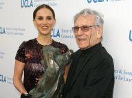 Natalie Portman bouleversée par la mort d'Amos Oz