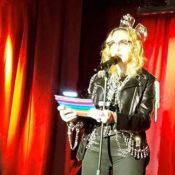 Madonna : Performance surprise et popotin intriguant...