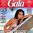 """Couverture du magazine """"Gala"""" en kiosque le 2 janvier 2018"""