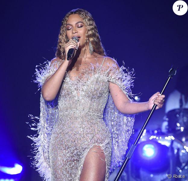 Beyoncé au gala City of Hope Gala 2018 au Barker Hanger. Santa Monica, le 11 octobre 2018.