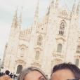 L'acteur David Tournay s'est marié avec la jolie Elena en décembre 2018.