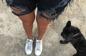 Jesta (Koh-Lanta) enceinte : La conséquence inattendue... sur son chien