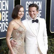 Irina Shayk et Bradley Cooper : Couple divin et sublime aux Golden Globes 2019
