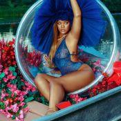 Rihanna : Irrésistible en lingerie, elle prépare une Saint-Valentin torride